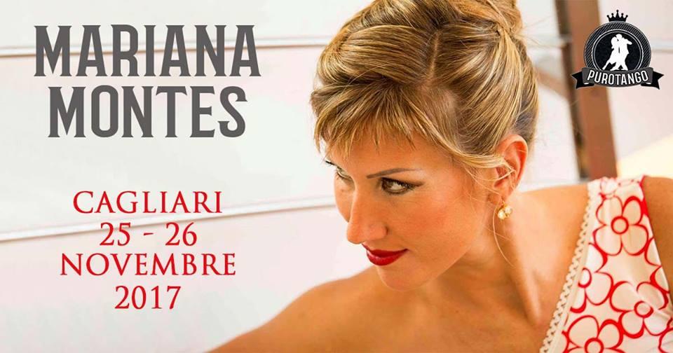 Workshop con Mariana Montes – Cagliari Novembre 2017